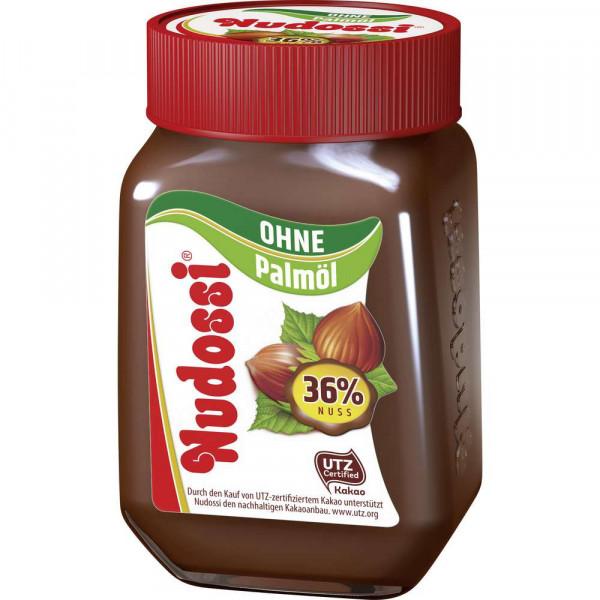 Nuss-Nougat-Creme, ohne Palmöl
