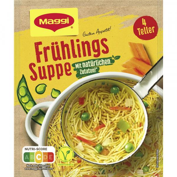 Guten Appetit Suppe, Frühling