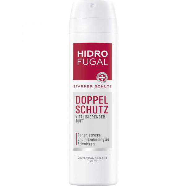Anti-Transpirant Deo-Spray, Doppelschutz