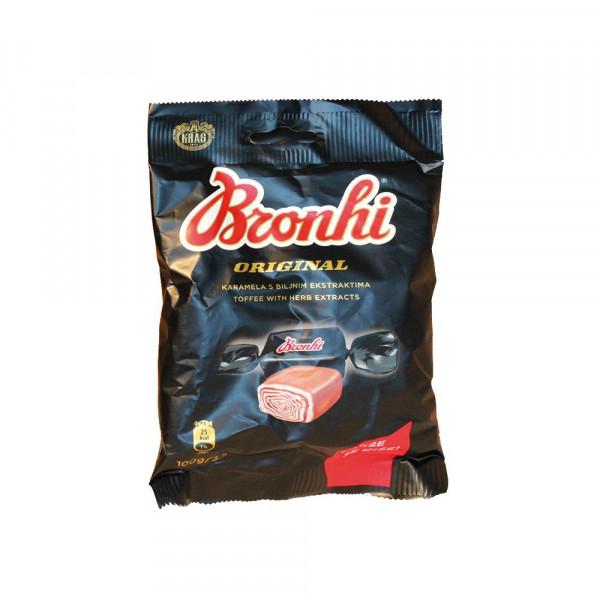 """Toffee Bonbons, """"Bronhi"""""""