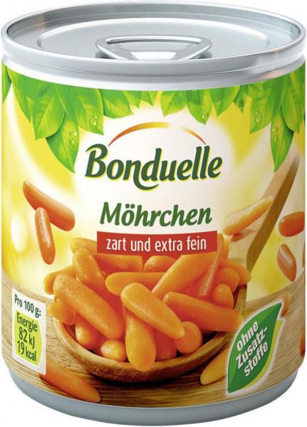 Möhrchen, zart & extra fein (1 x 0.13 Kilogramm)