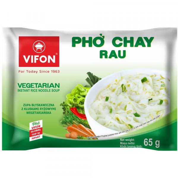 Pho Chay Rau Instant Reisnudelsuppe, vegetarisch