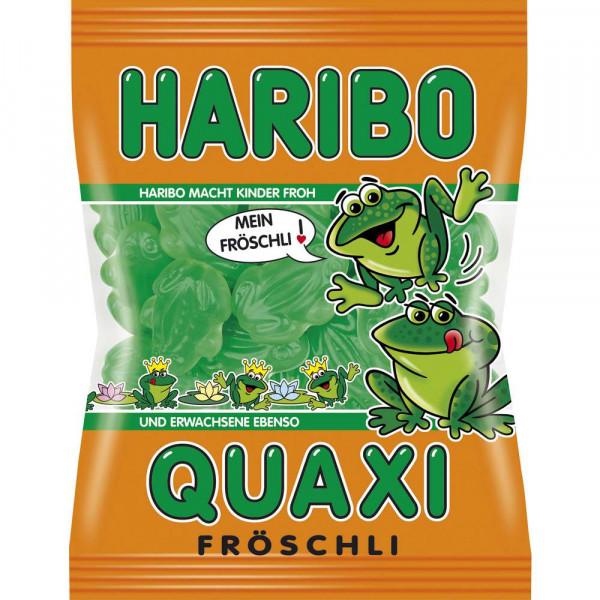 """Fruchtgummi """"Quaxi Fröschli"""""""
