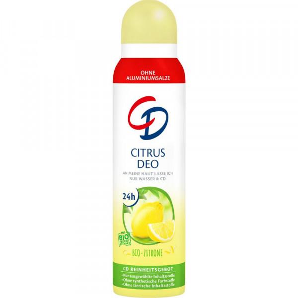 Deo Spray, Bio Zitrone