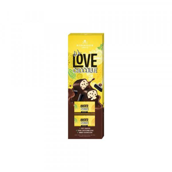 Schokolade Lakritz Crush