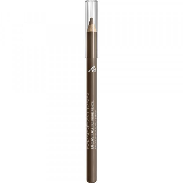 Augenbrauenstift Brow'Tastic Fibre Pencil, Medium Brown 002