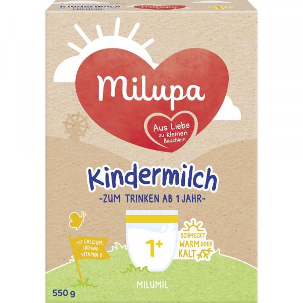 Milumil Kindermilch, 1+