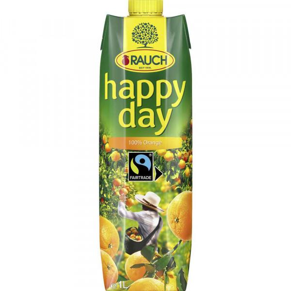 Happy Day Orange Fairtrade 1L