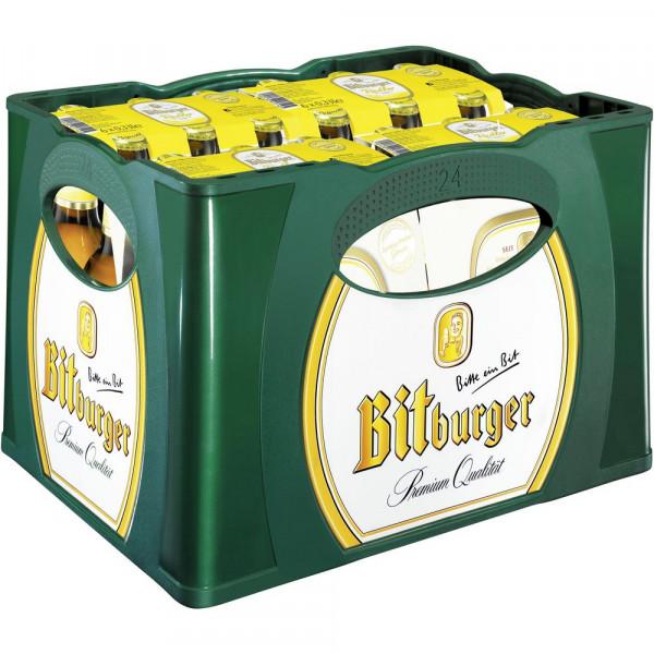 Biermischgetränk Radler, 2,5%(4 Sixpacks in der Kiste zu je 6 x 0.33 Liter)
