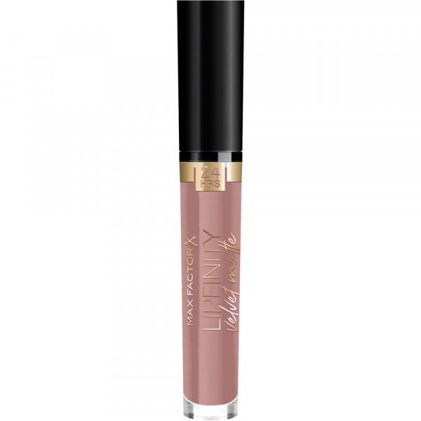 Lippenstift Lipfinity Velvet Matte, Elegant Brown 035